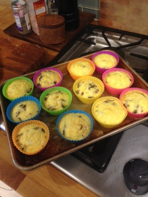eggs muffins